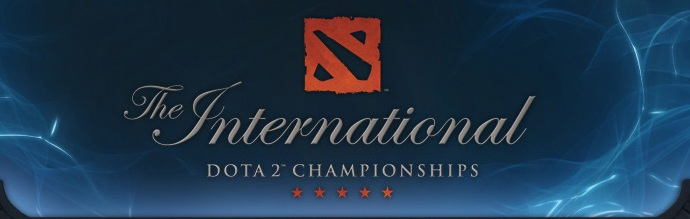 Dota 2 International Live stream