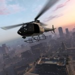 Helicopter in Gta 5