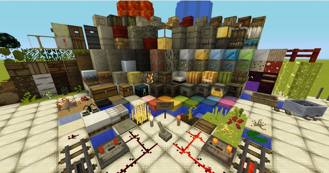 greatwood texture pack