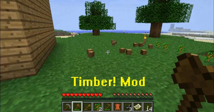 Timber for Minecraft