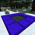 Trampoline Minecraft