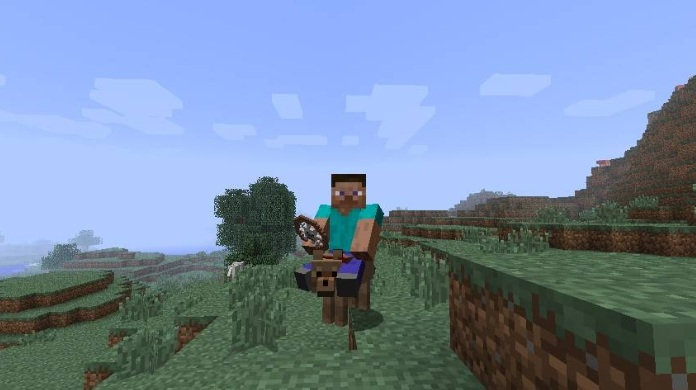 Animal Bikes Mod Minecraft Install Animal Bikes Mod