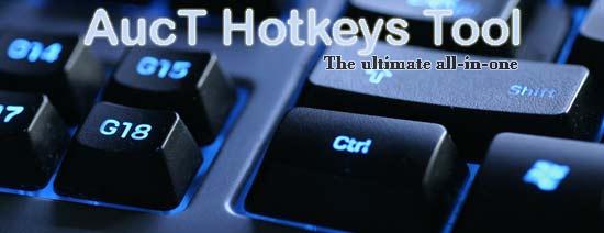Auct Hotkeys Tool