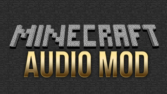minecraft  audiomod