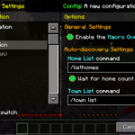 Minecraft Keybind Profiles