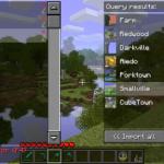 Minecraft Town import