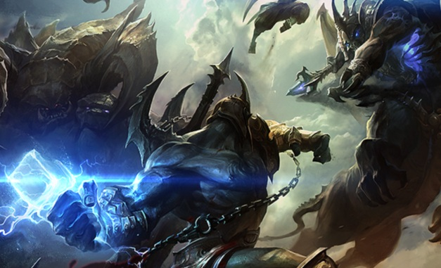 DotA 6.75b map is a custom Warcraft 3 map. This map is consist of bug ...