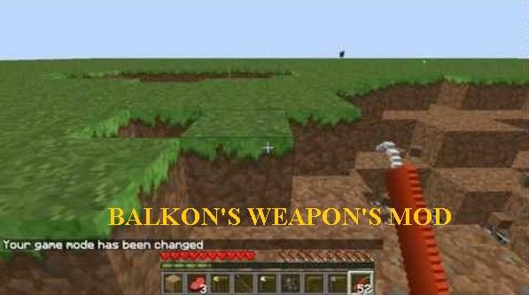 Balkon Weapon Mod 1.5.2