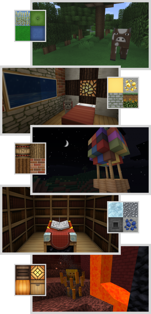 Soartex Fanver Texture Pack Screenshots