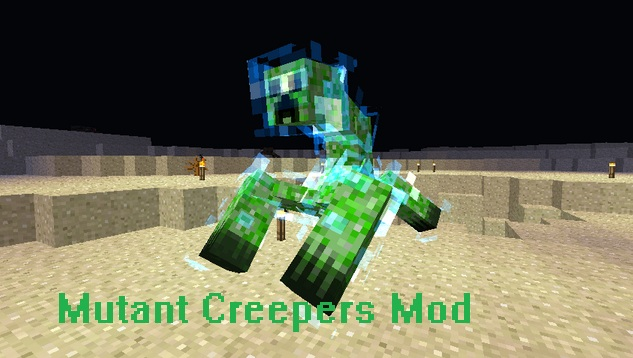 Mutant Creepers 1.5.2