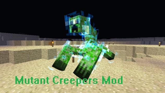 Mutant Creepers 1.5.2
