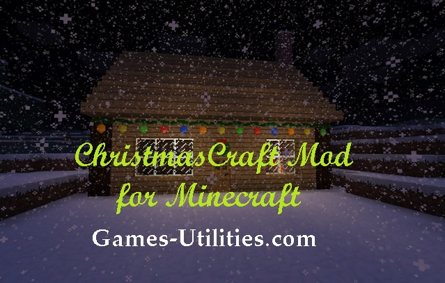 Christmascraft for minecraft 1 7 9 1 8 1 1 8 2