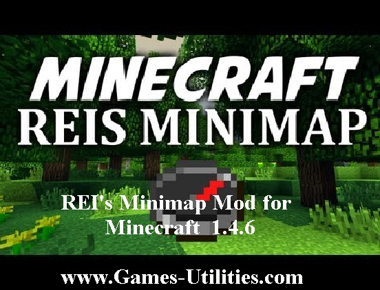 rei's minimap mod minecraft 1.4.6