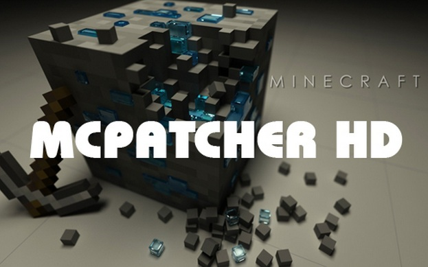 MCpatcher HD Fix Tool