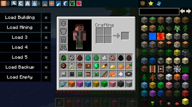 TMI Mod for Minecraft