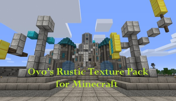 Ovo's Rustic Texture Pack Games-Utilities