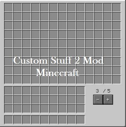 Custom Stuff 2 Mod