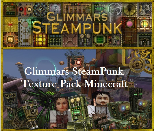 Glimmar's Steampunk Pack