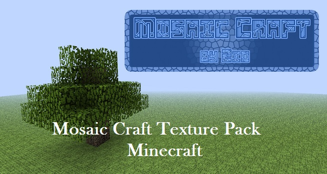 Mosaic Craft Texture Pack