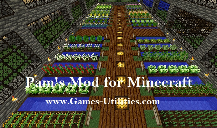 Pam's Mod Minecraft