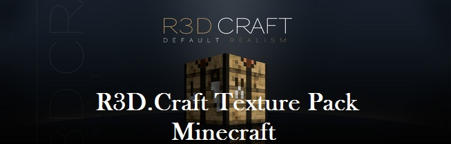 R3D.Craft Texture Pack for Minecraft