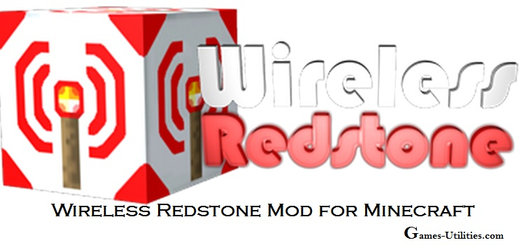Wireless Redstone Mod for Minecraft