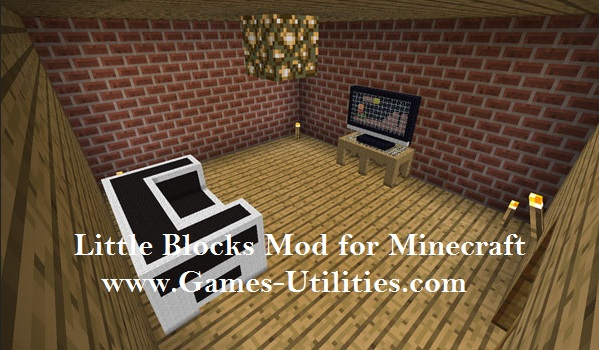 Little blocks minecraft mod download