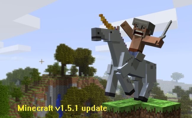 Minecraft 1.5.1 Download