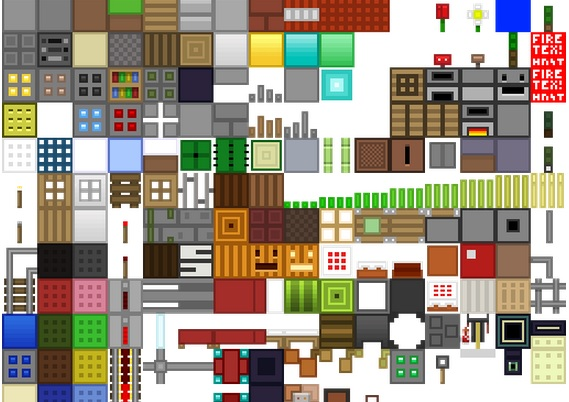 OCD Texture Pack 1