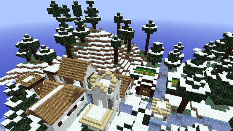Village Up 2