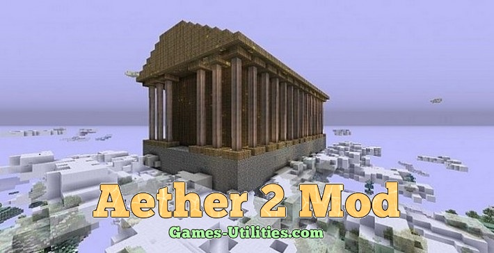 Aether 2 for Minecraft 1.9.1/1.9.2/1.8.9