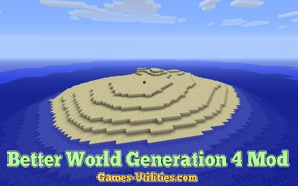Better World Generation 4 for Minecraft