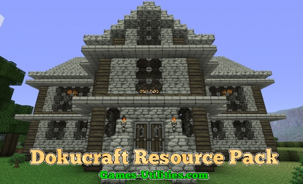 Dokucraft Resource Pack for Minecraft 1.9.1/1.9.2/1.8.9