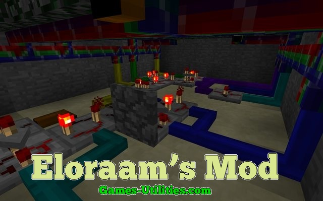 Eloraam's for Minecraft 1.9.1/1.9.2/1.8.9