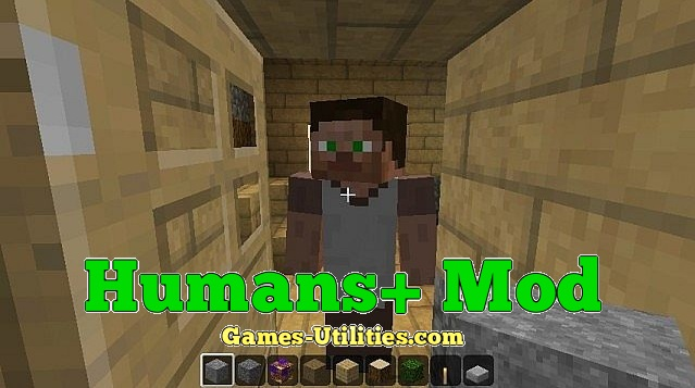 Humans+ for Minecraft