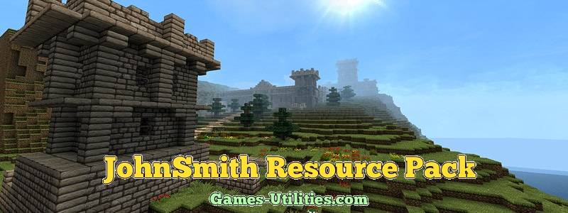 JohnSmith Resource Pack for Minecraft 1.9.1/1.9.2/1.8.9
