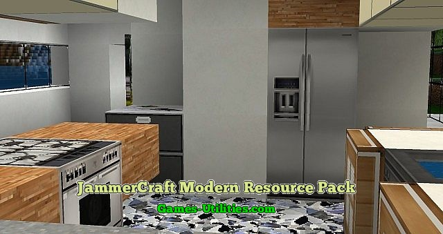 JammerCraft Resource Pack for Minecraft 1.9.1/1.9.2/1.8.9
