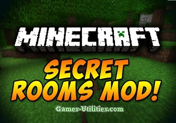 Secret Rooms for Minecraft