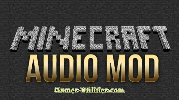 AudioMod for Minecraft