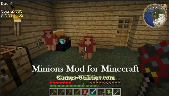 Minions for Minecraft