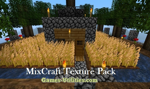 Mixcraft Resource Pack