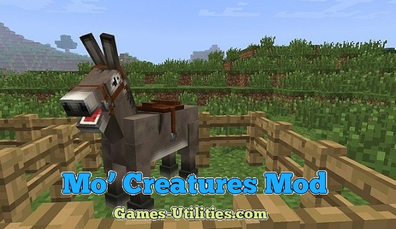 Mo' Creatures Mod for Minecraft 1.9.1/1.9.2/1.8.9 Download