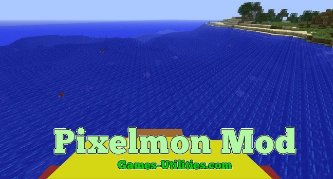 Pixelmon Mod for Minecraft 1.9.1/1.9.2/1.8.9