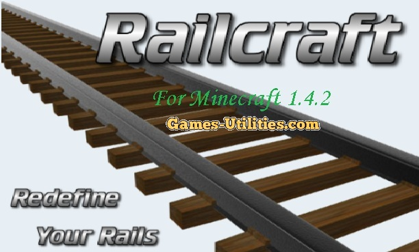 Railcraft Mod for Minecraft 1.9.1/1.9.2/1.8.9