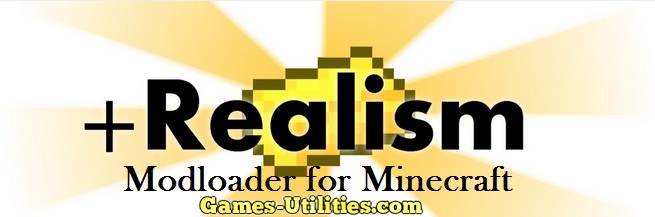 +Realism Modloader for Minecraft 1.9.1/1.9.2/1.8.9