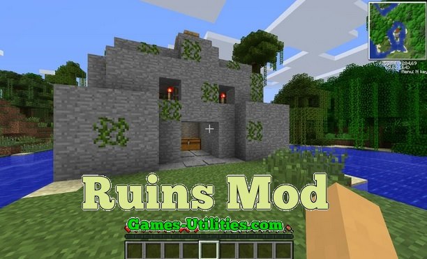 Ruins for Minecraft 1.9.1/1.9.2/1.8.9 Download