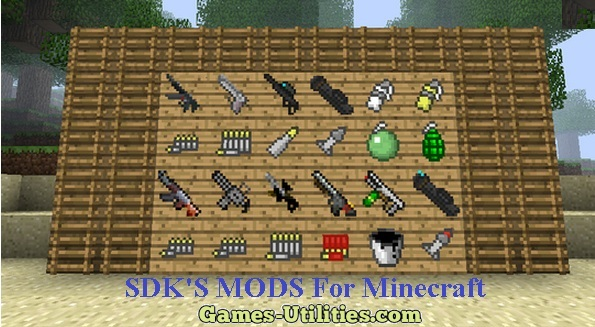 SDK'S for Minecraft 1.9.1/1.9.2/1.8.9