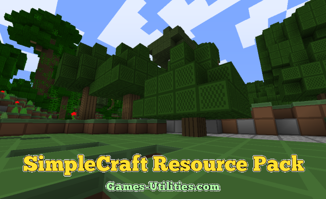 SimpleCraft Resource Pack