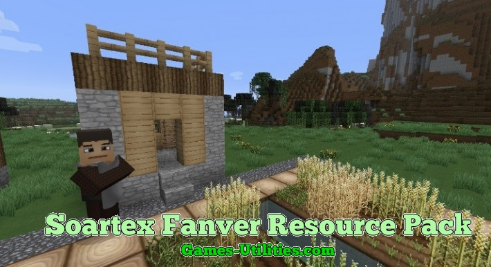 Soartex Fanver Resource Pack for Minecraft 1.9.1/1.9.2/1.8.9