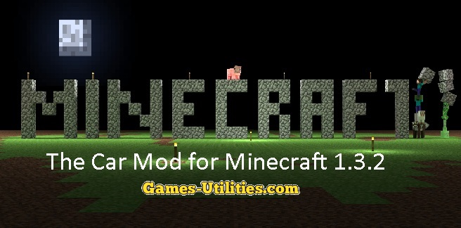 The Car Mod for Minecraft